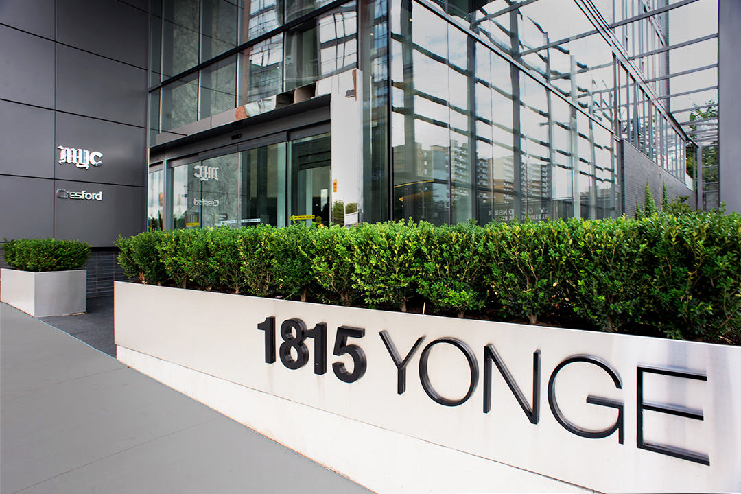 <strong>1815 Yonge Street<span><b>in</b>Architectural Signage </span></strong><i>→</i>