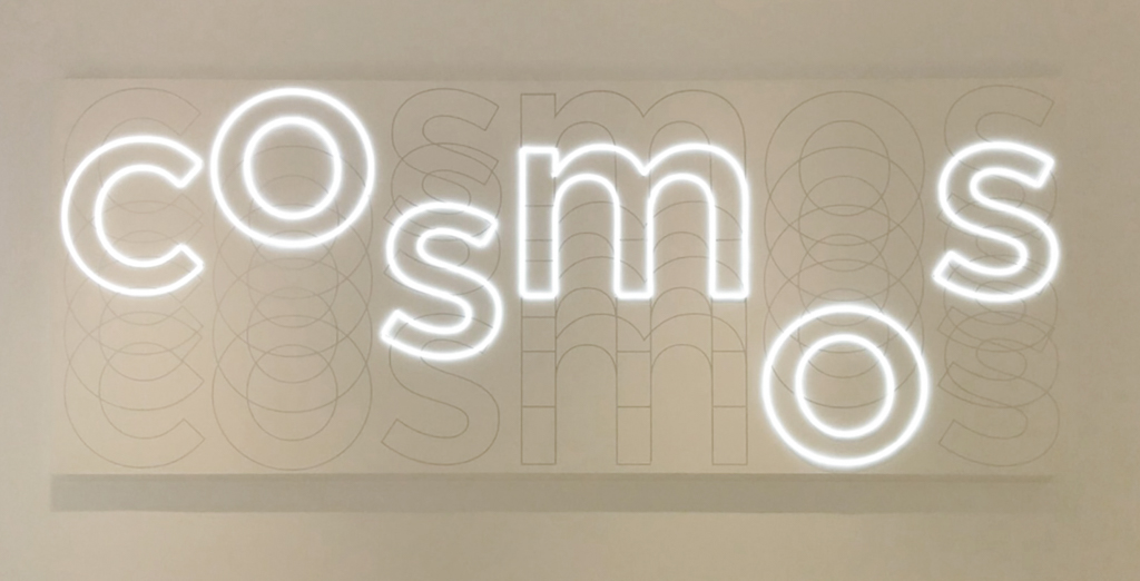 <strong>COSMO<span><b>in</b>LED Neon </span></strong><i>→</i>